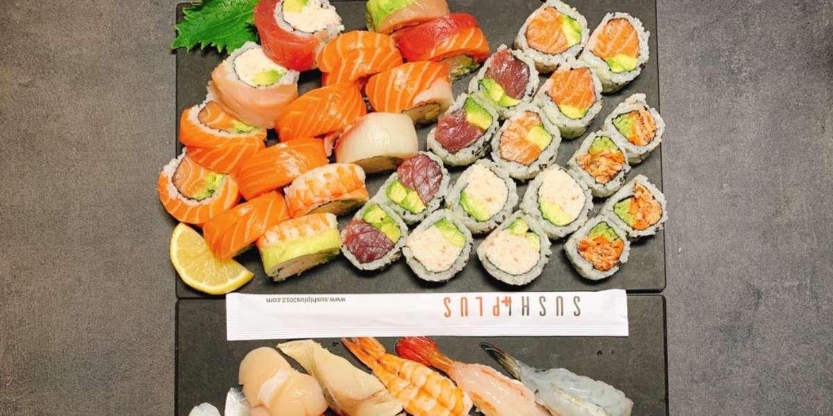 - Sushi Plus