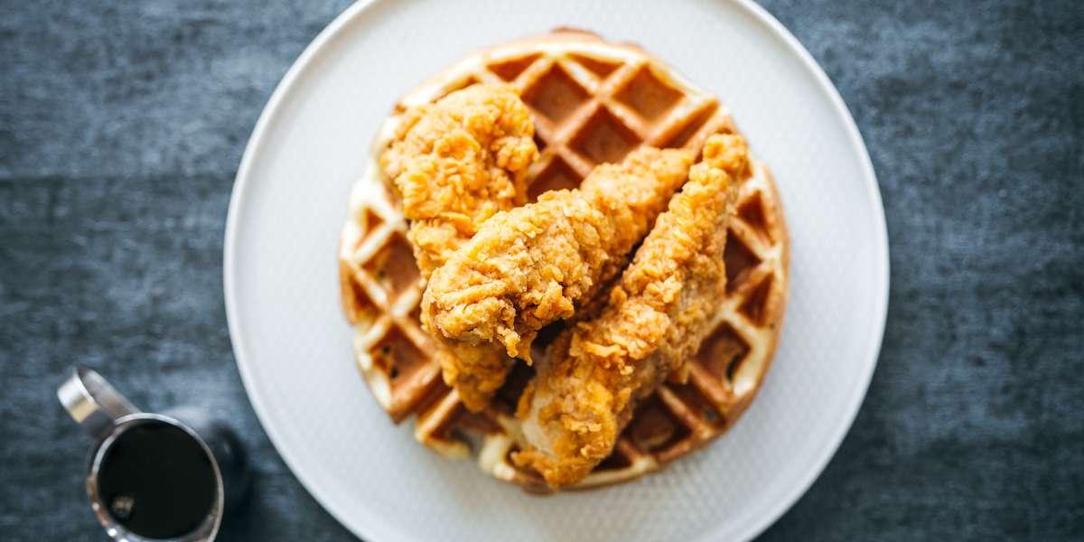 - Monty's Chicken & Waffles