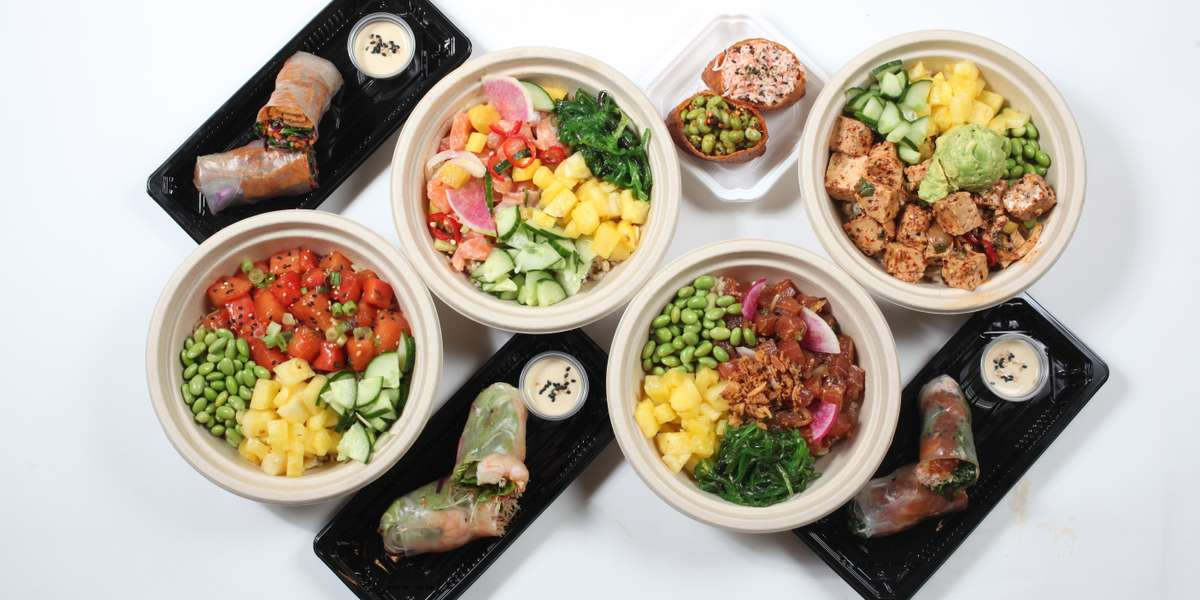 We're not just your average, everyday poke joint. We care about what we bring to your table, and that's why we make our poke bowls so satisfying. Our poke reflects authentic Hawaiian flavors to guarantee you a mouthful of flavor in every bite!   - Sweetcatch Poke