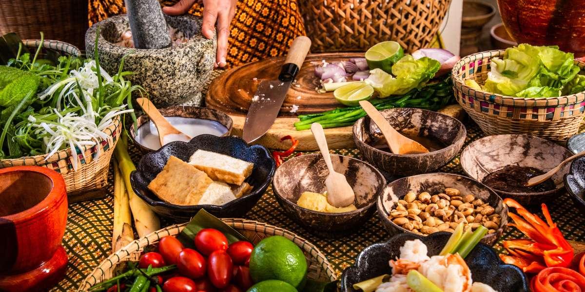 - Pia's Thai Kitchen