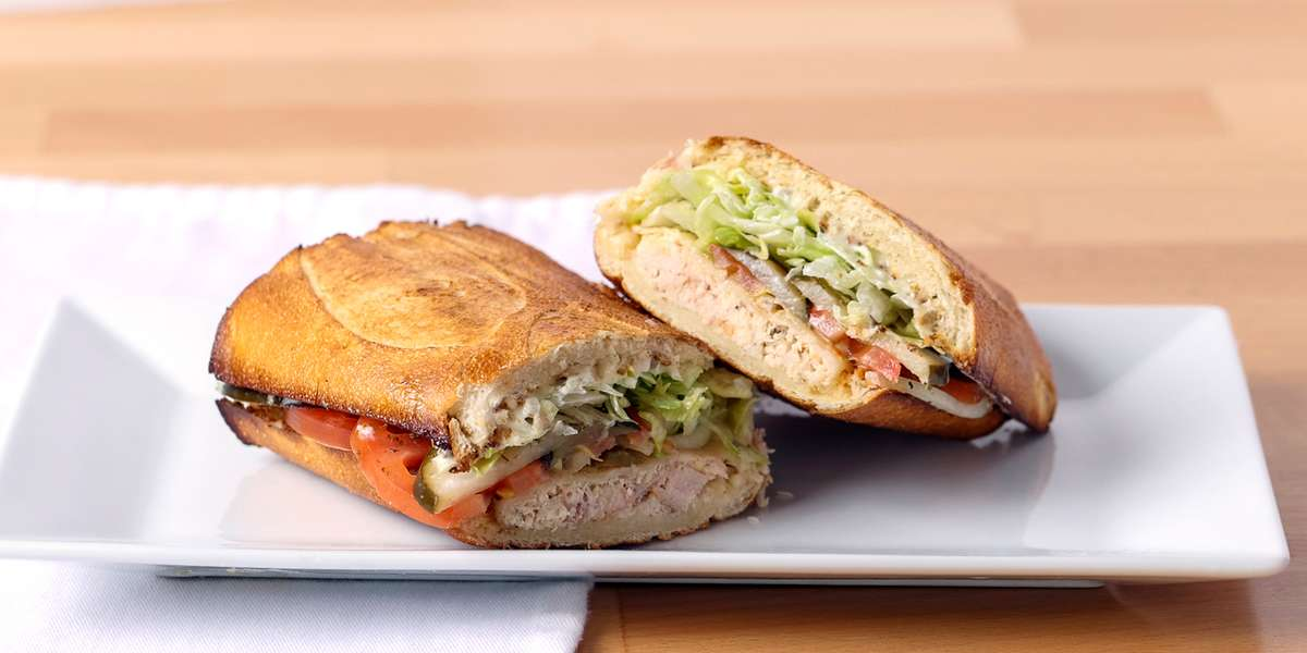 It all began with our founder Jimmy Seidel's (aka Snarf) quest for the world's finest sandwich. Since 1996, Snarf's has been crafting our award-winning, oven-toasted subs. Each sandwich features the finest ingredients including premium meats & cheese, crisp vegetables and our signature, fresh-baked bread. You won't be able to stop yourself from snarfing down our ridiculously addictive sandwiches, salads, and more.  - Snarf's Sandwiches