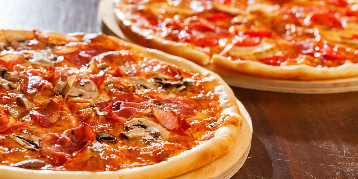 - Revolution Pizza & Catering