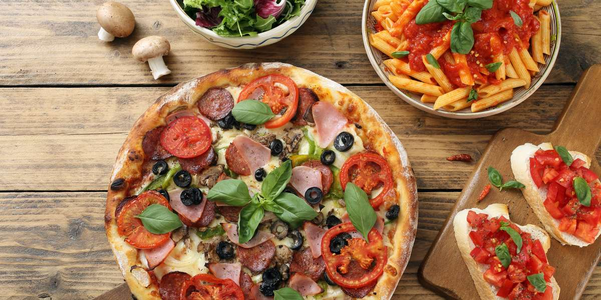 - Mangiano Pizza Restaurant & Catering