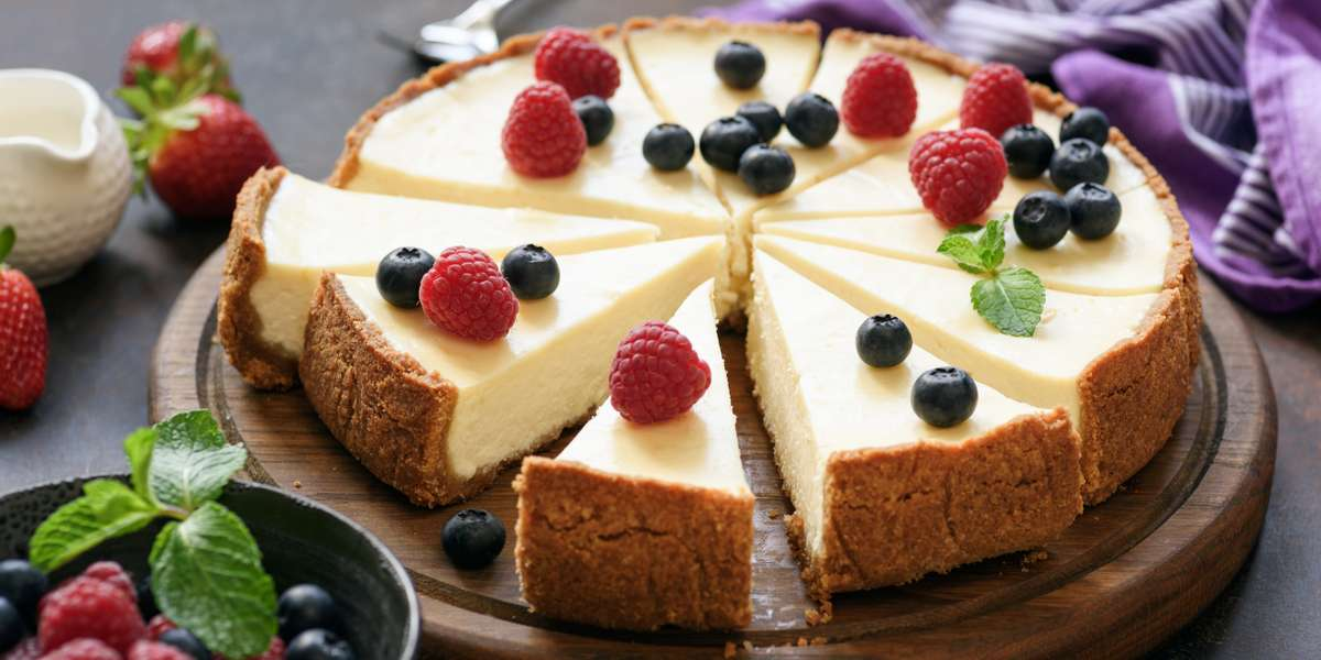 - Poppin' Cheesecakes