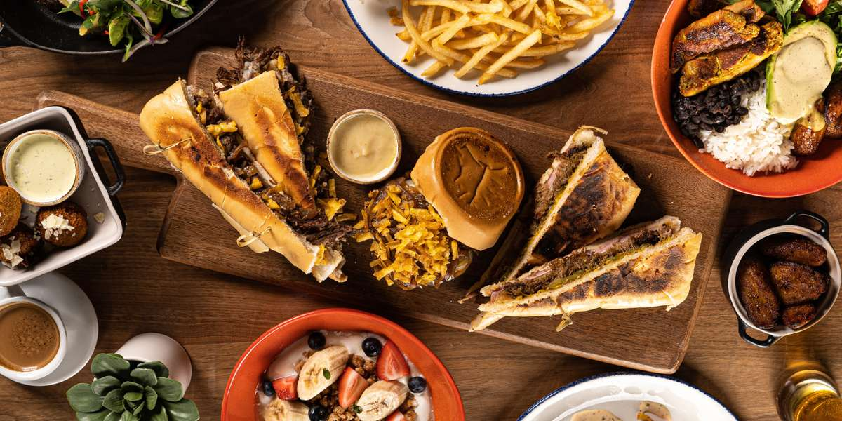 - Colada Cuban Cafe and Grill
