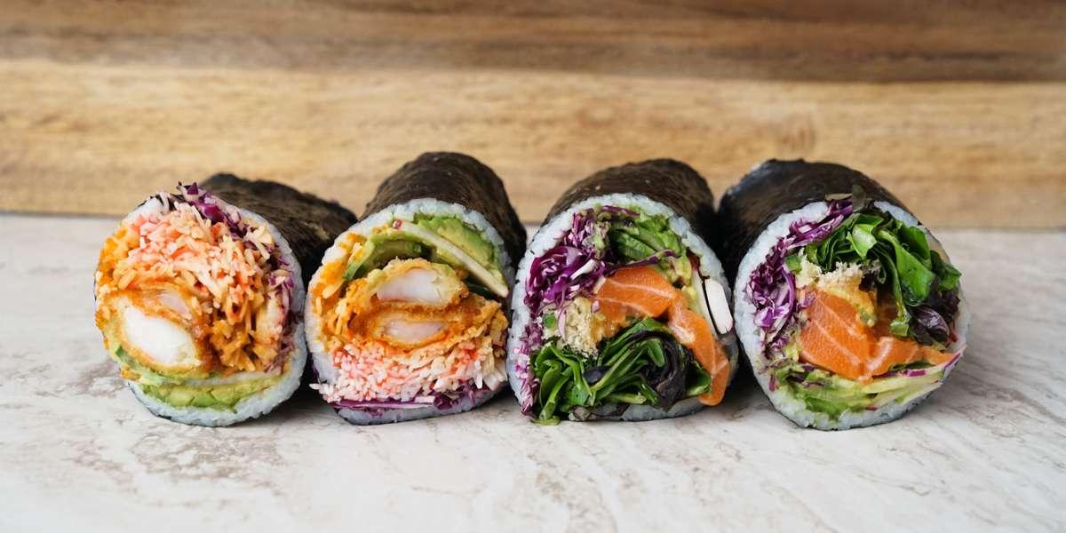 - C Rolls Sushi