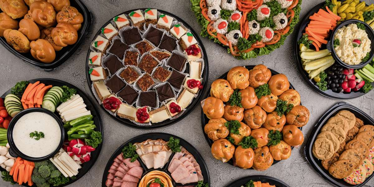 For over sixty years, we've served our customers the freshest and finest quality deli sandwiches. Our platters make feeding an office full of hungry people easier than ever. Let us supply the food and you can get back to more important things.  - Miracle Mile Delicatessen
