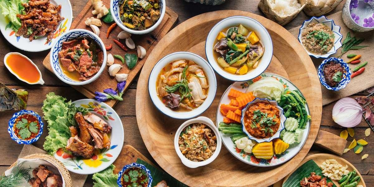- Thaicoon Restaurant and Bar