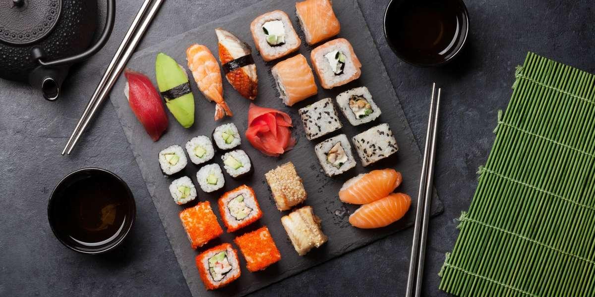 - Sushi Karma