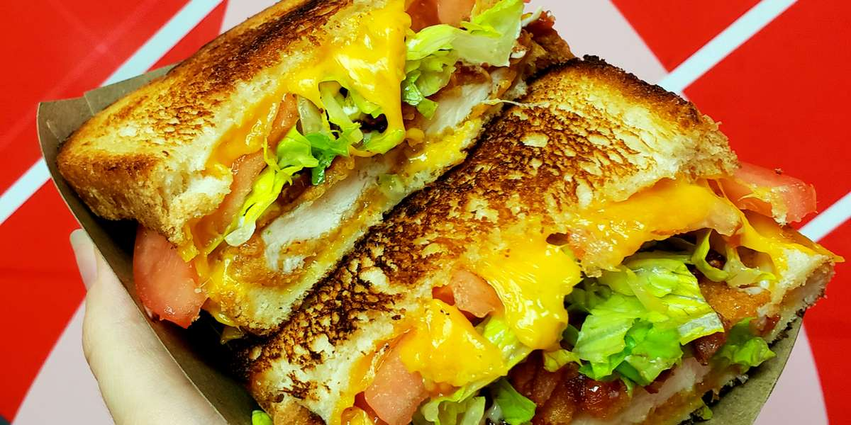 - Planet Grilled Cheese