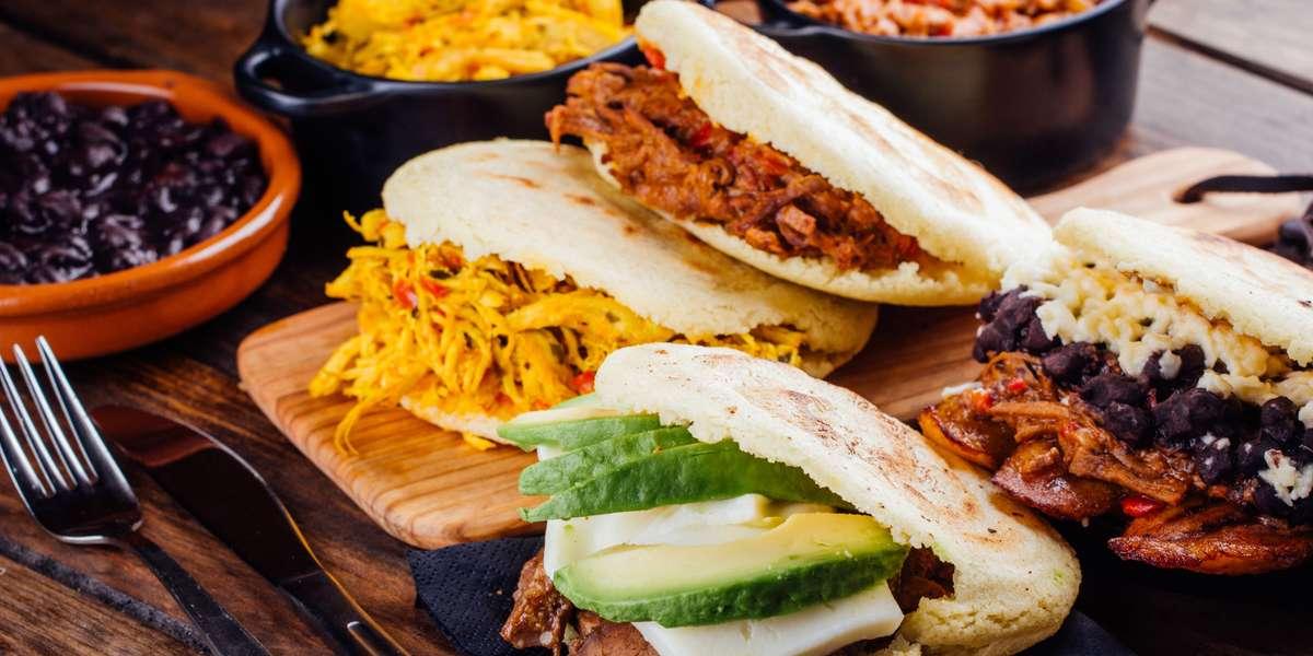 - Dale Arepa Bar & Healthy Bistro
