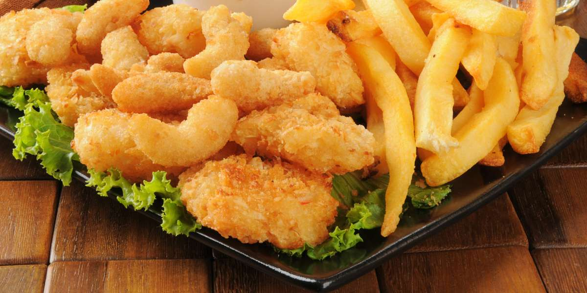 - J&G Chicken and Seafood