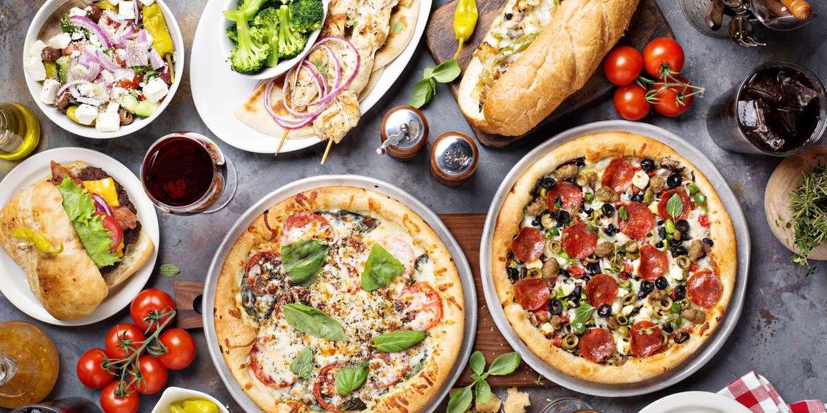 - Pizza@