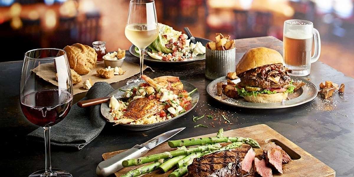 - Saltgrass Steak House
