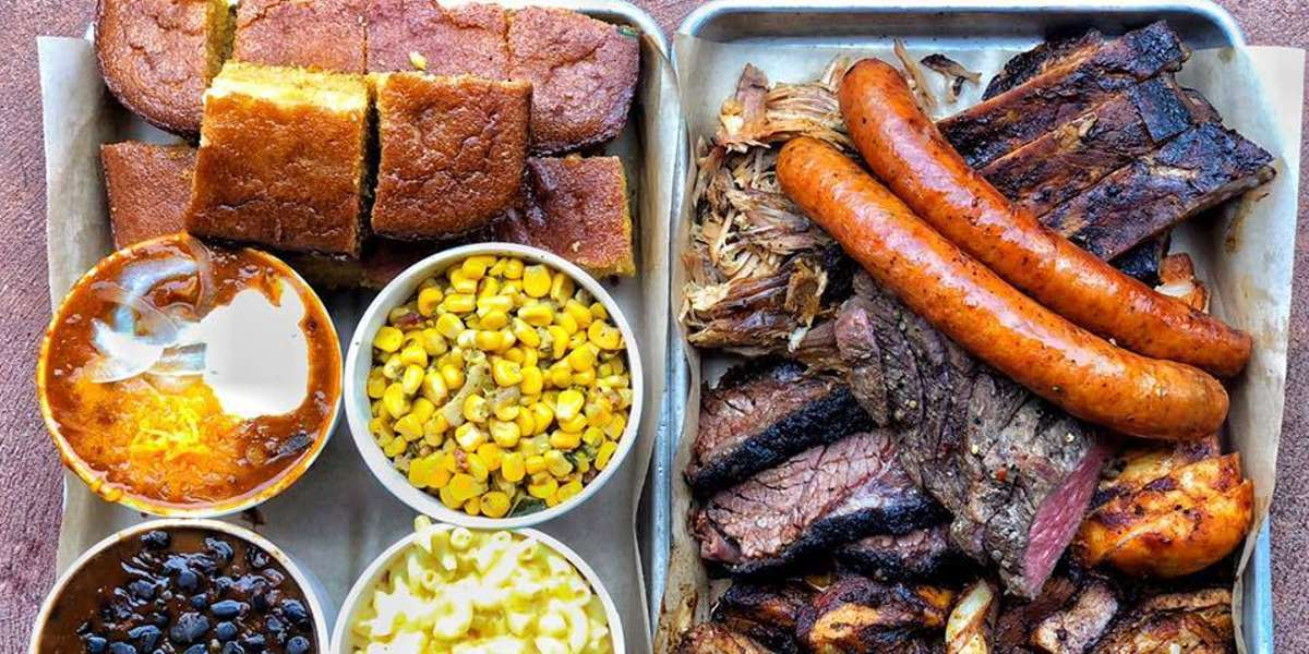 - Meat Up BBQ