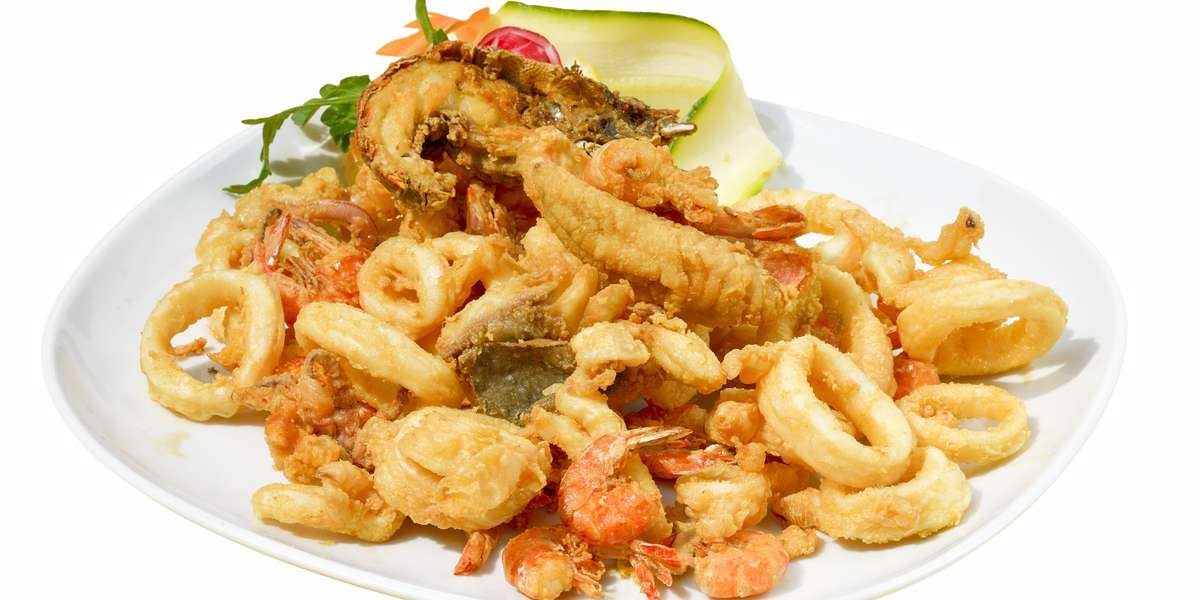 - Seafood Kitchen AB