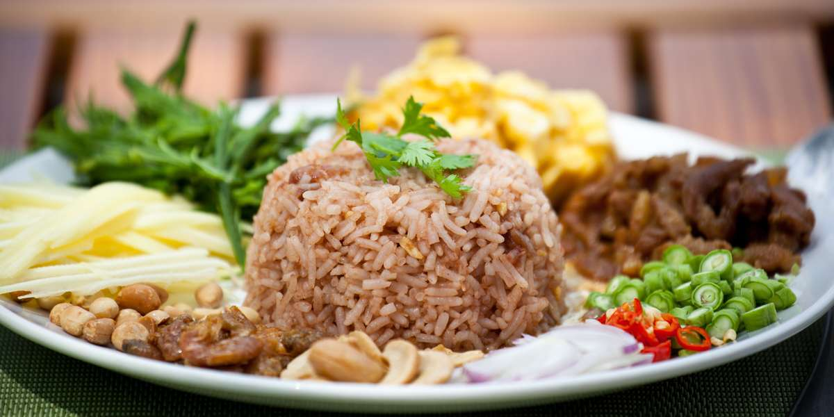 - Thai Satay