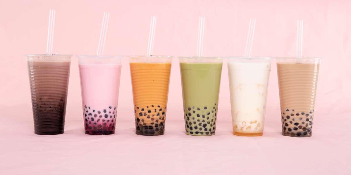 - Bubble & Co Tea Bar