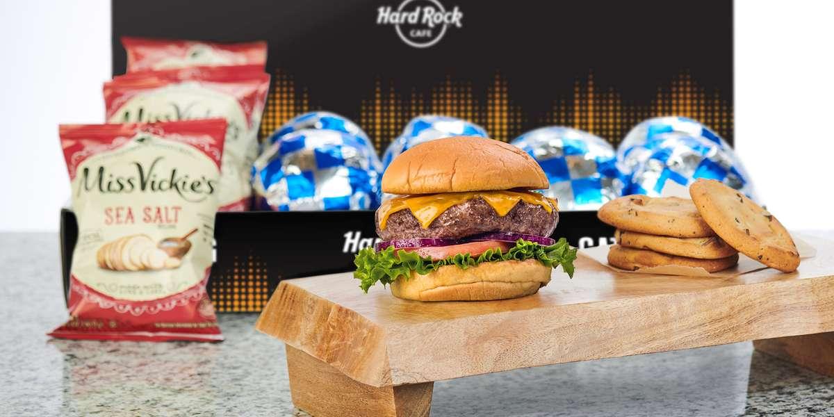 - Hard Rock Cafe
