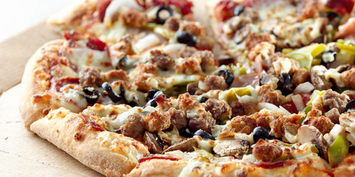 - The Pizza Cookery