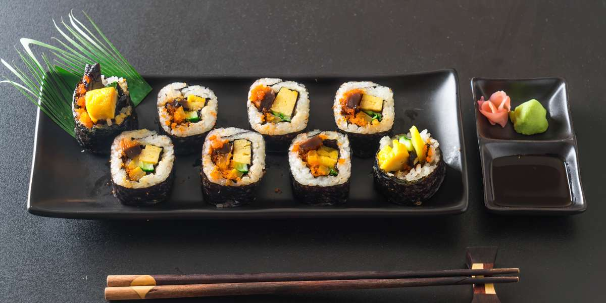 - Oh My Sushi