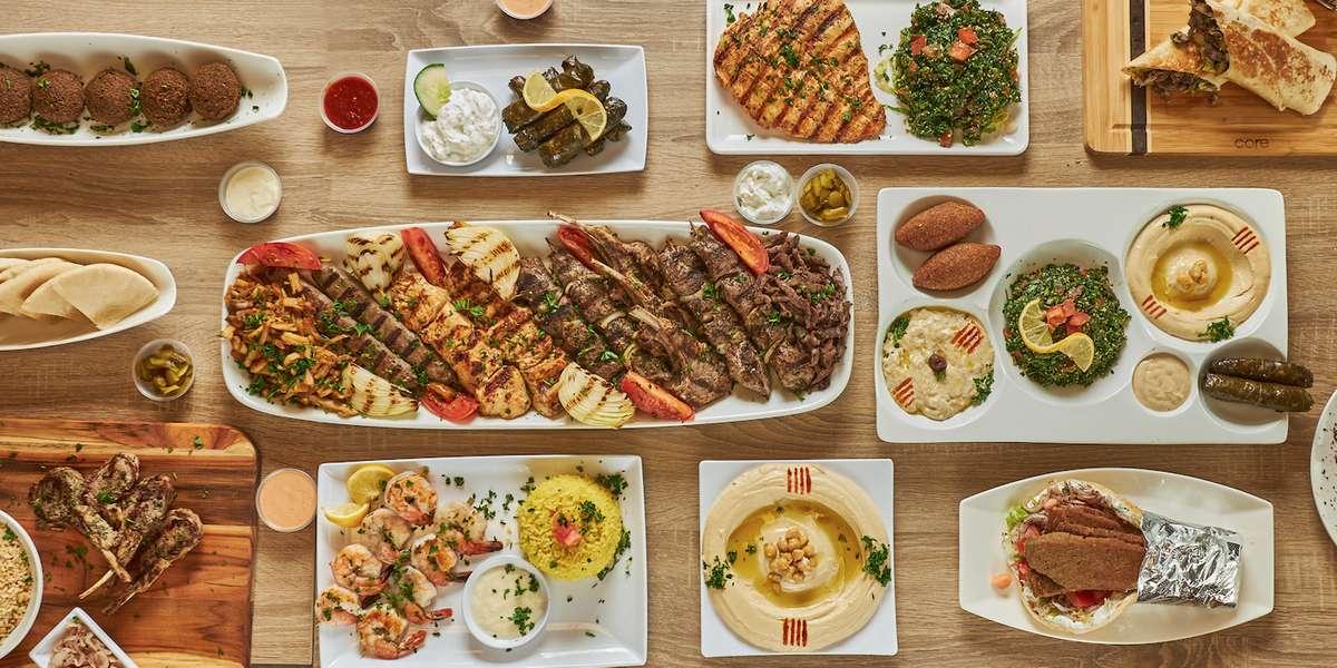 - Sufrat Mediterranean Grill