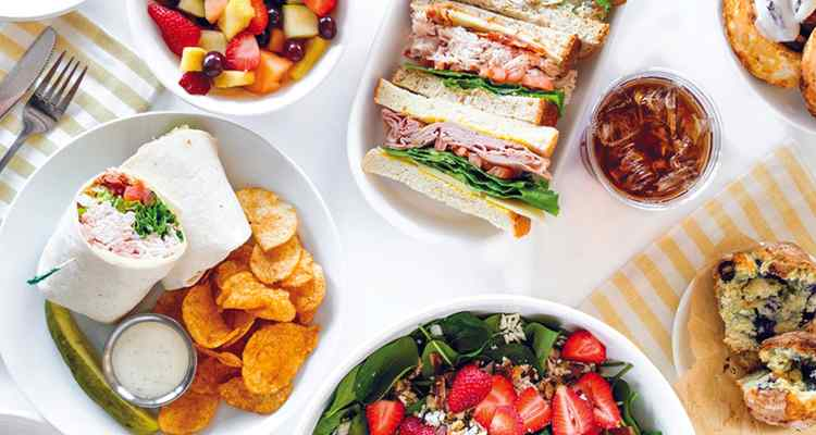 Sunny Street Cafe Catering