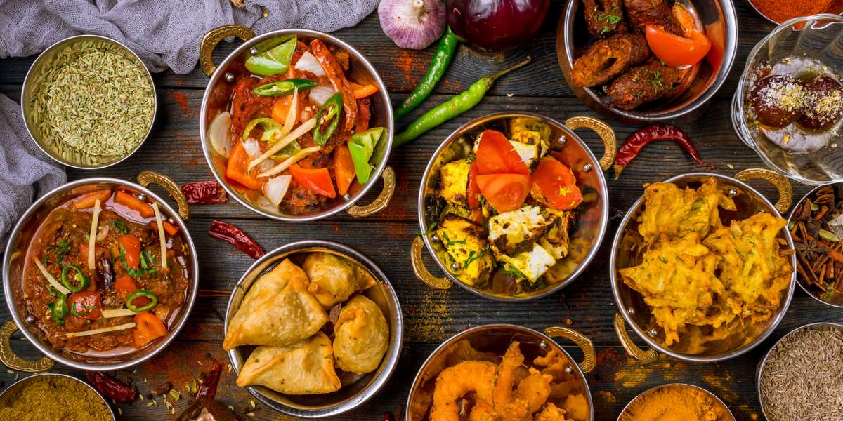 - The Wild Cook's Indian Grill