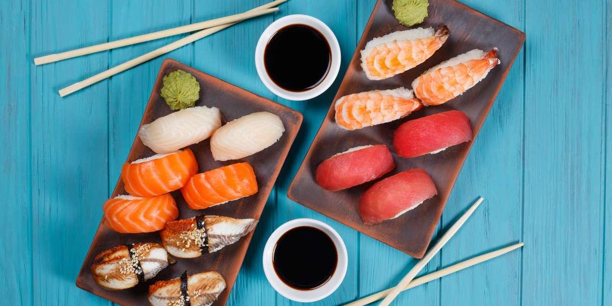 - Ocean World Sushi