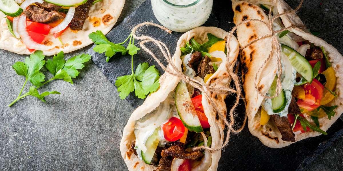- Eat Greek