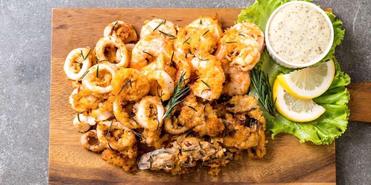 - Juicy Seafood & Wings