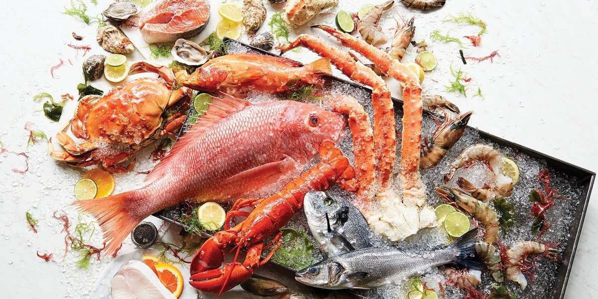 - The Oceanaire Seafood Room