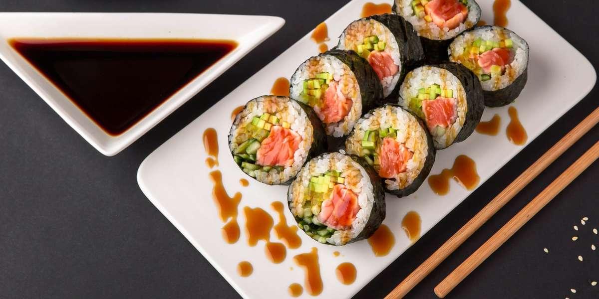 - Saki Sushi
