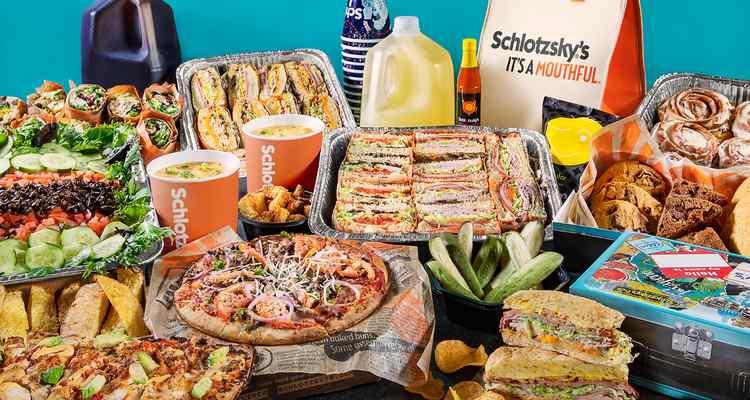 Schlotzsky's Catering, Atlanta, GA