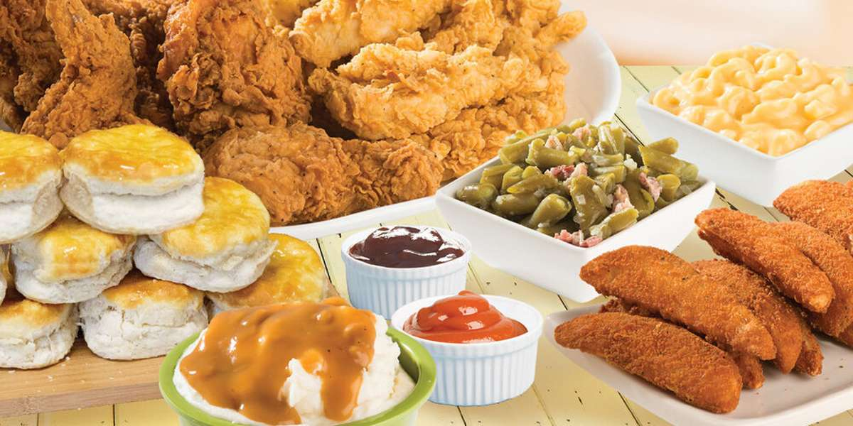 We strive to create the best chicken ever. It really is Crazy Good Fried Chicken with a Cajun kick! If you haven't tried Cooper's Express chicken, you're missing out - Cooper's Express