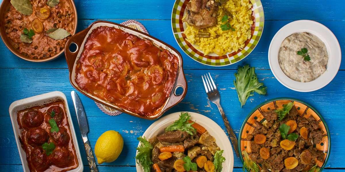 - Nigerian Food