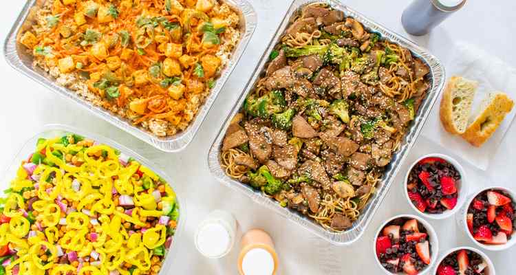honeygrow Catering