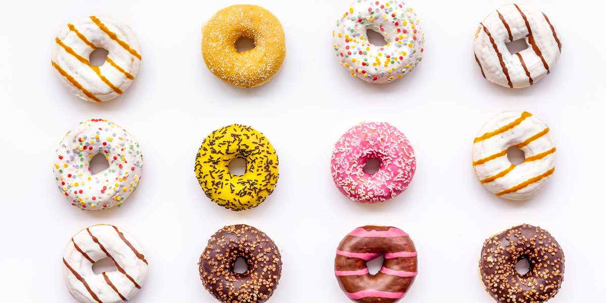 - Hero Doughnuts & Buns