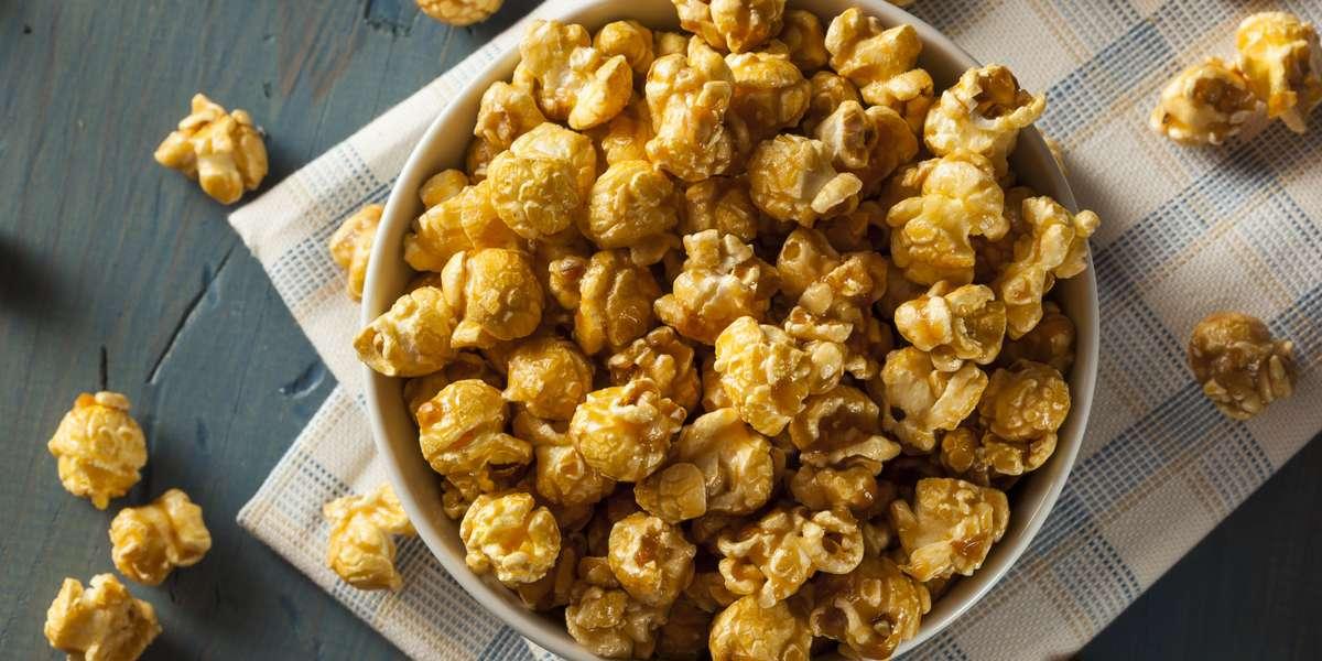 - The Popcorn Bag