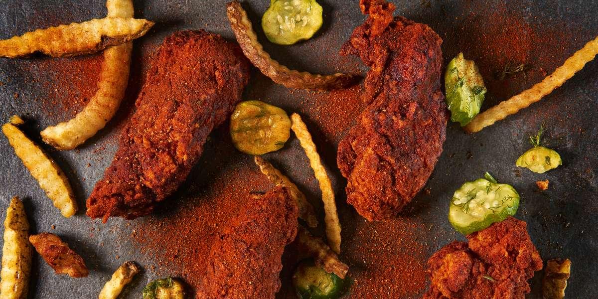- Hot Chicks Nashville Hot Chicken