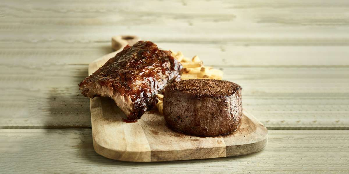 In 1988, we decided that we wanted to bring Australian flair to the Tampa area. Now, we're an Australian-inspired steakhouse serving up a variety of traditional and unique food all across the country. We're best known for our steaks and Bloomin Onion, but anything on our menu will keep you coming back to our bold flavors. - Outback Steakhouse