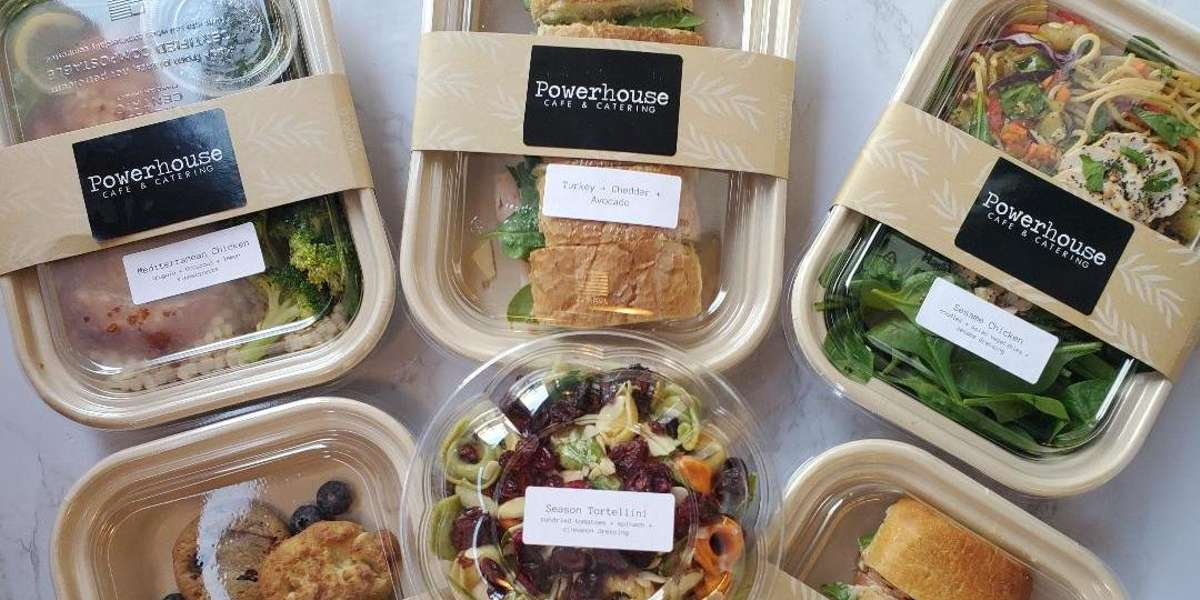 We are dedicated to providing handcrafted foods made from scratch while minimizing our impact on the environment. We do so primarily by using local and organic food bought directly from farms we work with. Our menu features a variety of nutritious and delicious options for any event you may have!  - Powerhouse Café and Catering