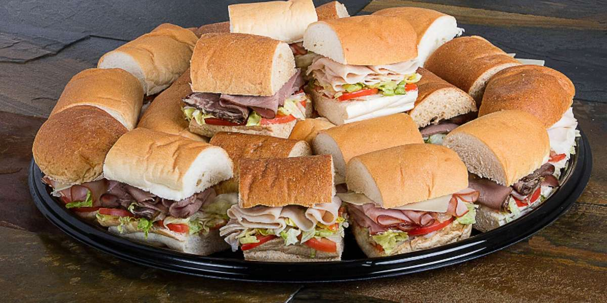When it comes to freshness & flavor, we are big where it counts! We bake our bread on-site and slice our meats & cheeses to order, ensuring that you get the freshest sandwiches possible. - Little King