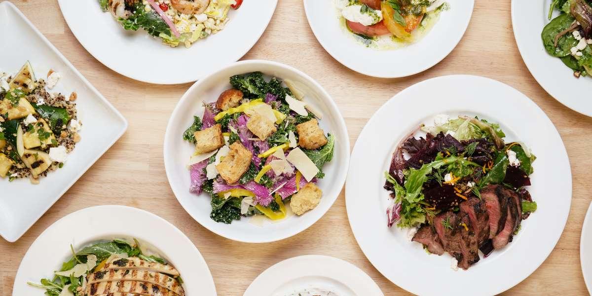 - SLC Salads