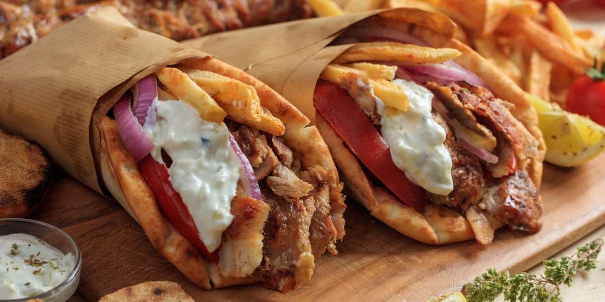 - Kebab Gyros