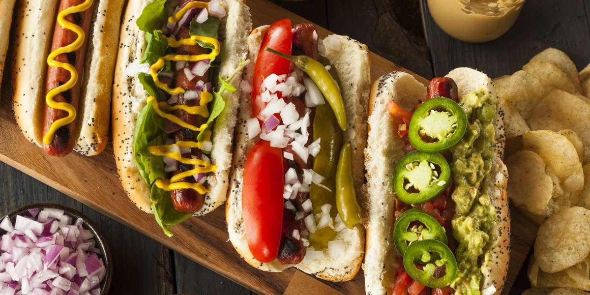 - Bam Dog Hot Dogs