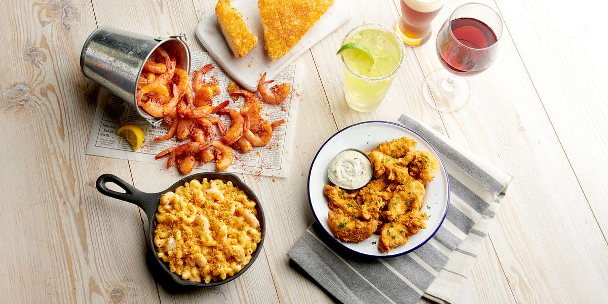 - Bubba Gump Shrimp Co.