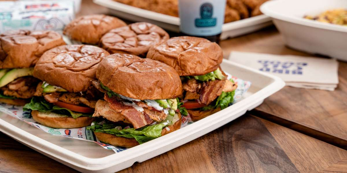 Founded in 2017, we  took flight in Denver's historic 5-points neighborhood with one goal: to make unbelievable food more accessible and affordable while supporting our community. Our chicken is locally sourced from family farms in the great state of Colorado and our buns, spices, and coffee are all come straight from businesses here in Denver. We strive to do food differently by bringing you the best ingredients this state has to offer.  - Birdcall