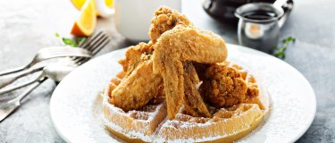 American Best Chicken and Waffle