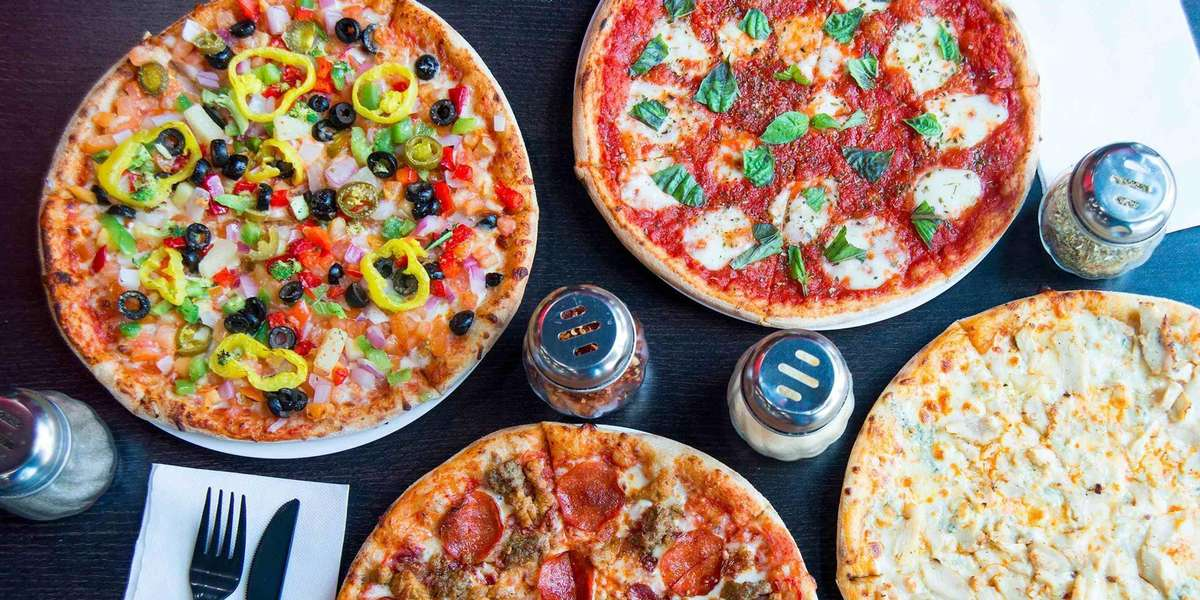 """Our ovens are cranked up to exactly 1000° to produce true Neapolitan-style pizza in just two minutes per pie. Our authentic dough is made from a centuries-old recipe for a crispy, airy, thin crust with inspired sauces and toppings. That's why our customers say """"You had me at first bite!"""" - 1000 Degrees Pizza"""